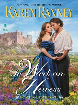 cover image of To Wed an Heiress